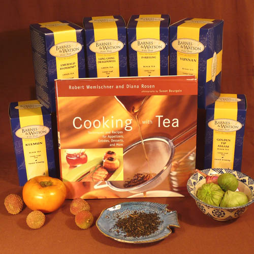 Cooking With Tea Collection