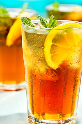 Tahitian Blend Iced Tea (6 One-Quart Teabags)