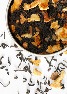 Delicate Orange Spice� (4oz. Loose Tea)