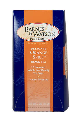 Delicate Orange Spice� (25 Foil-Wrapped Teabags)